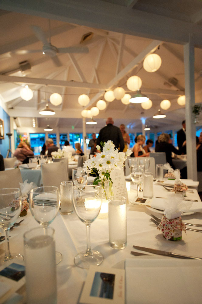 Port Douglas Wedding Reception Ideas Floral Edge