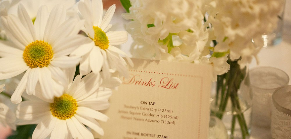 Port Douglas Wedding Reception Ideas Floral Edge